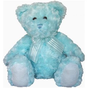 Blue Billie 25cm Sitting Bear