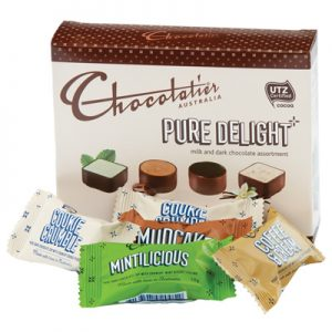 Chocolatier 80g Assortment Box