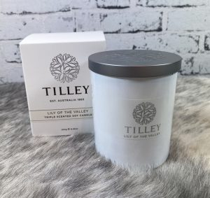 Lily of The Valley Soy Candle 240G / 45 Hour