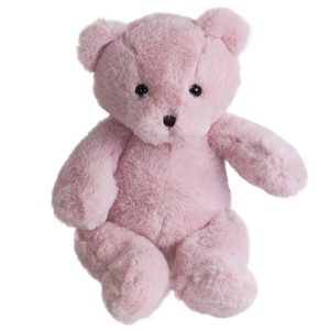 Pink Benji Bear 25cm